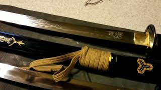 1095 Kill Bill Bride katana review