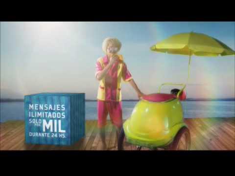 Comercial Personal Paraguay heladero