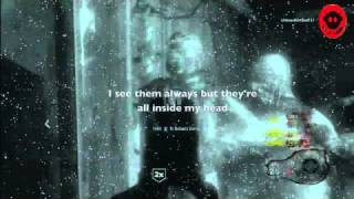 Black Ops | Ascension Zombie Easter Egg Full Song Abracadavre - Elena Siegman With Gameplay & Lyrics