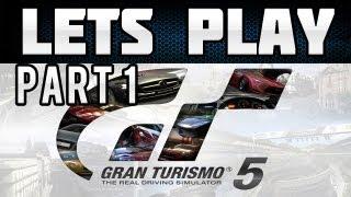 Lets Play Gran Turismo 5 Part 1 (PS3/HD/German) - Die Karriere beginnt