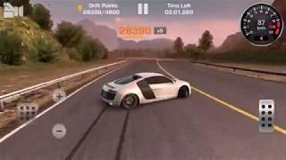 CarX - Kami Road 32.9k Audi R8 Ultimate Setup
