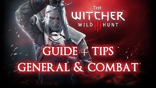 The Witcher 3: Wild Hunt ► A Beginner