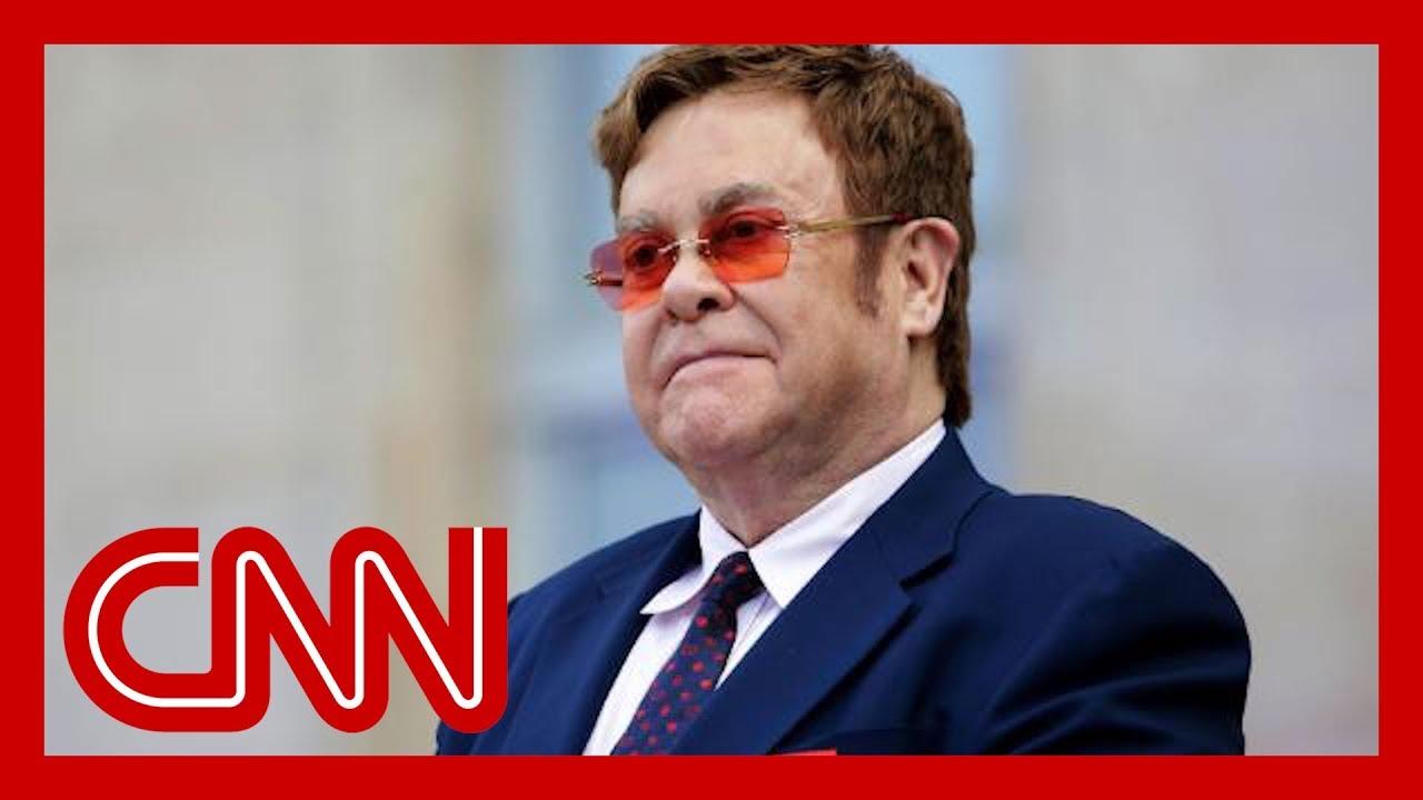 CNN:Trump's Elton John crowd size boast is actually true