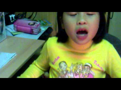 8 tuổi học hát