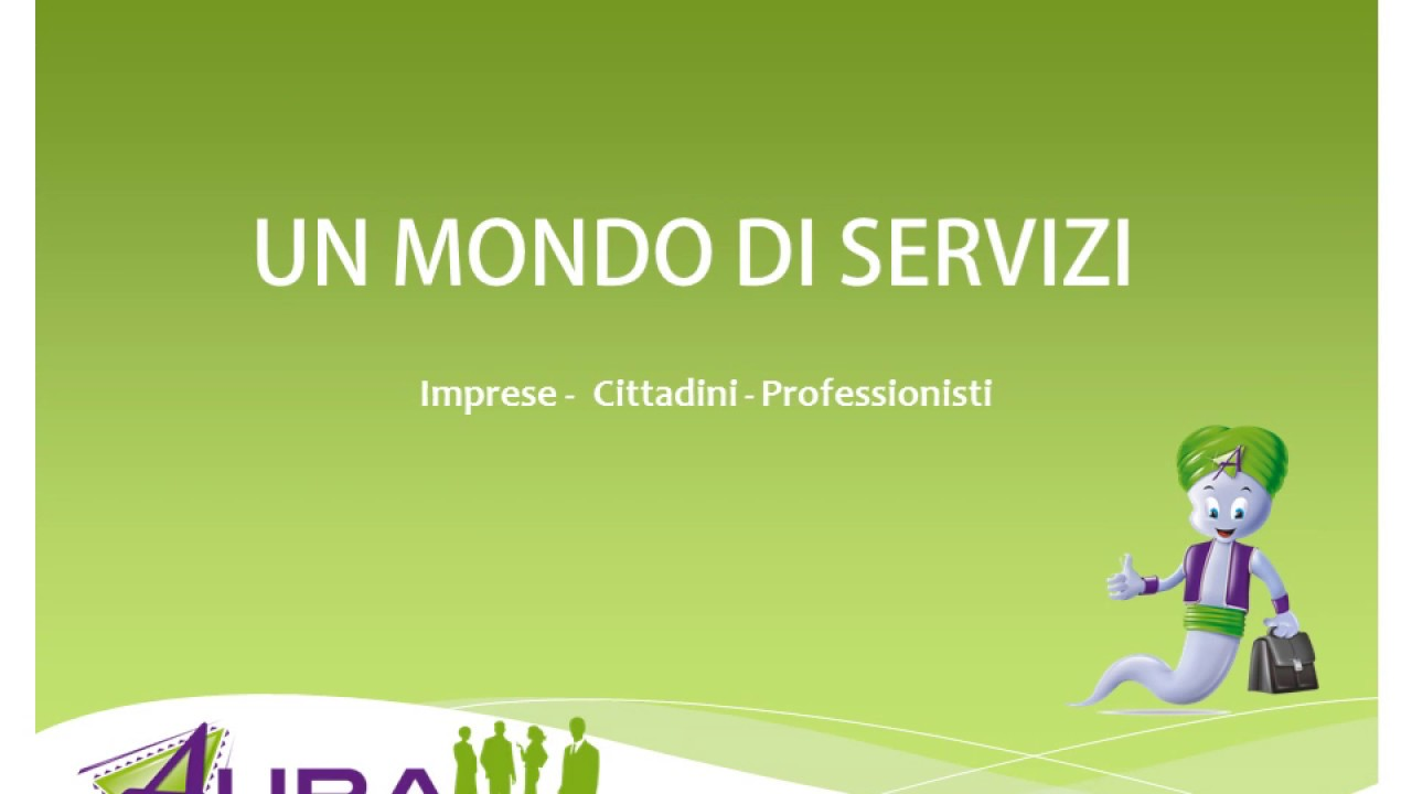 Aura Office Services - Un mondo di servizi