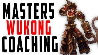 Masters Coaching #4 - Wukong Jungle