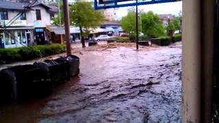 Vrnjačka Banja poplava 24.04.2014.
