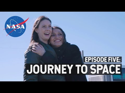 NASA Explorers S4 E5: Journey to Space