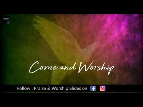 Come and Worship Royal Priesthood | English Christian Hymn
