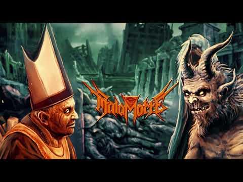 "MALAMORTE ""The Demons That Devour Your Soul"" Official Lyric Video"