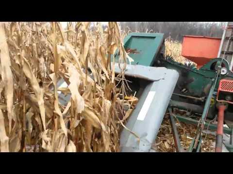 new idea Corn picker rio Wisconsin