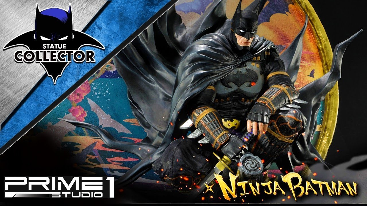 BATMAN NINJA Statue By Prime 1 Studio | Unboxing & Review!