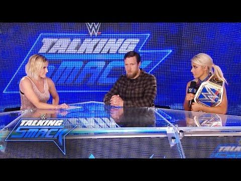 Did Alexa Bliss really get injured?: WWE Talking Smack, Dec. 13, 2016