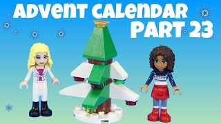 Lego Friends, Barbie and Minions Toy Surprises Advent Calendar   Part 23