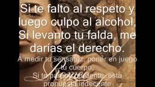 Romeo Santos - Propuesta Indecente ( Letra )
