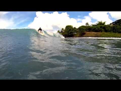 SURF GUADELOUPE with Langley Resort Fort Royal Guadeloupe - FRENCH CARIBBEAN FWI  Caraïbes