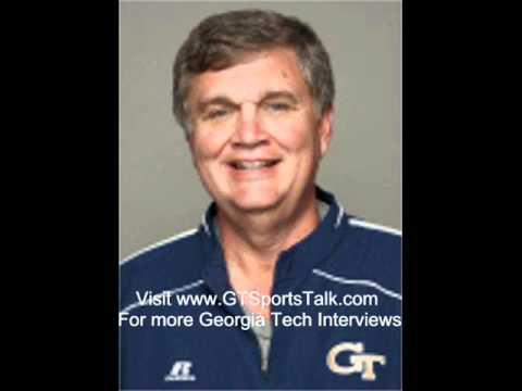 Georgia Tech Football - Paul Johnson Talks GT vs Clemson