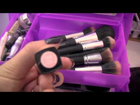 In Depth Styling Studio & Makeup Room Tour With Mini Reviews! Organization & Lighting Tips!