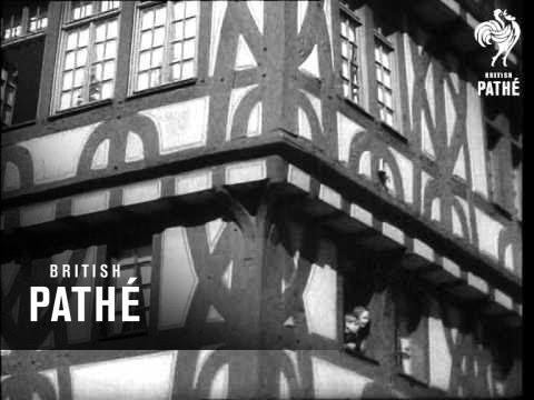 Pre-War Germany (1930)