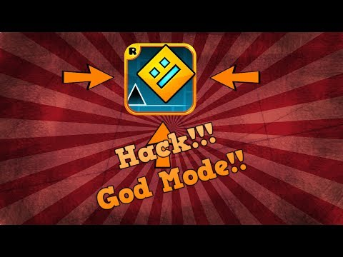 Geometry Dash HACK!!!  God Mode And more!!