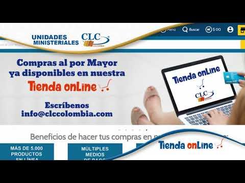 Tienda onLine CLC Colombia - Librería Online