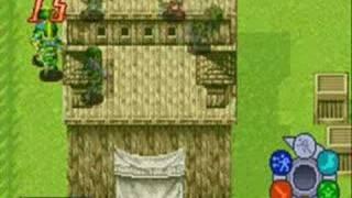 Dynasty Warriors Advance(GBA)