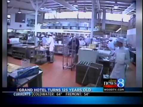 Mackinac Island's Grand Hotel Turns 125