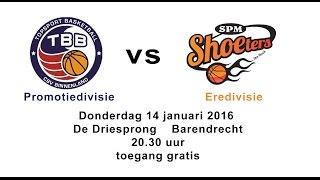 Promo Binnenland vs SPM Shoeters