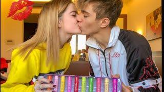KISS CHALLENGE CON LA MIA RAGAZZA!!♥️