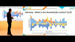 Detecting anomalies within Flipkart's fulfillment network