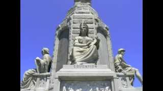 National Monument to the Forefathers, Plymouth, Massachusetts