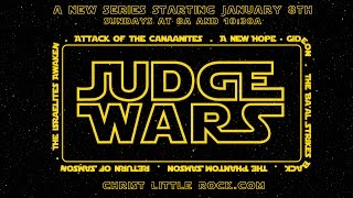 Judge Wars - Teaser