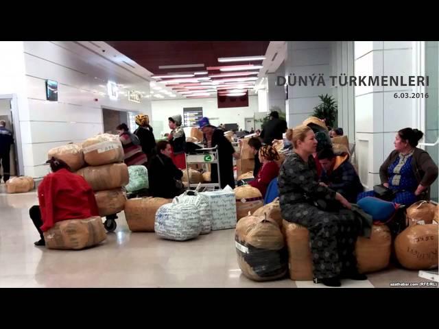 «Türkmenler näme hakym bar diýmeýär»