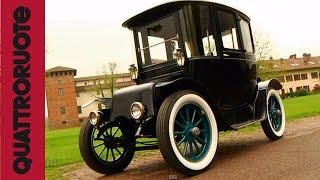 L'auto elettrica del 1912: Ohio M Classic Test Drive
