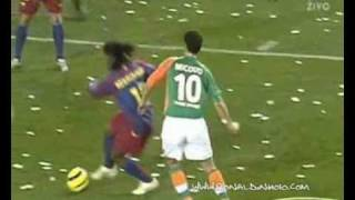 Top ten dribblings Ronaldinho gaucho