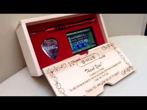 G-HUB-The first original 100% passive guitar wiring Hub. - YouTube