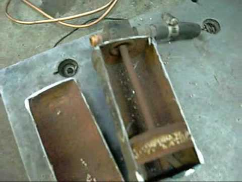 Rusted Out Automotive Ac Accumulator Filter Dryer Youtube