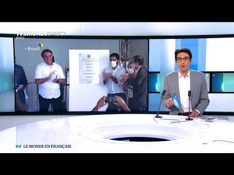 Le 64' - L'actualité du mercredi 7 avril 2021 dans le monde - TV5MONDE