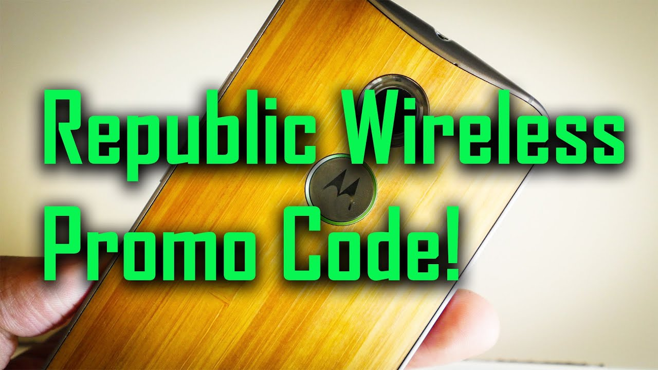 Republic wireless coupon code