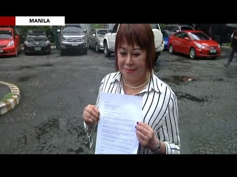 Former actress Cynthia Patag gathers signature from Iloilo voters to back Robredo's plea: Former actress Cynthia Patag gathers over five thousand signatures from the Iloilo province in relation to the ongoing Marcos and Robredo vice presidential vote recount.  Mai Bermudez tells us why.