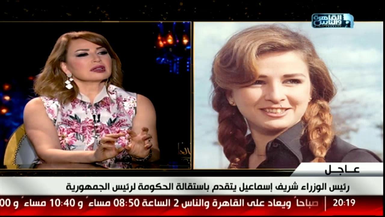 إيناس الدغيدي عن نجلاء فتحي: جميلة السينما المصرية وهذا رأيي في أزمة فجر السعيد!