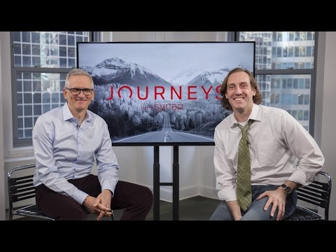 Joining the entrepreneurial adventure race with Chris Gladwin