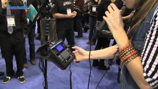 TC-Helicon Voice Live Touch Demo With Ge...