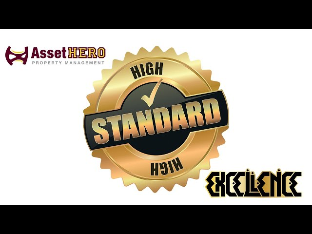 Asset Hero Property Management | Standard of Excellence