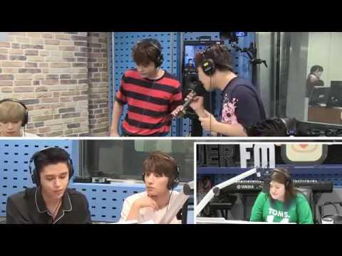 [SBS]이국주의영스트리트,노래가 늘었어(원곡 에일리), 브로맨스(장현, 현규) 라이브