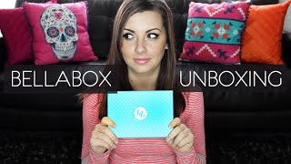 Bellabox Unboxing | October 2014 Thumbnail