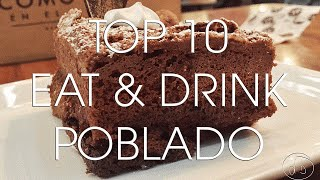 Colombia - Top 10 Eat And Drink In Poblado, Medellín
