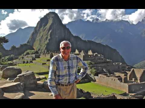 Machu Picchu  with Overseas Adventure Travel 2012