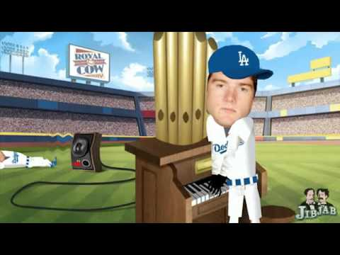 LA Kings players sing 'Take Me Out To The Ballgame' - starring Brown, Doughty, Penner, etc