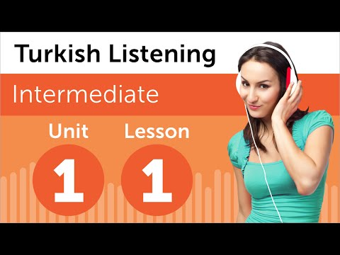 Turkish Listening Practice - Looking At Apartments in Turkey